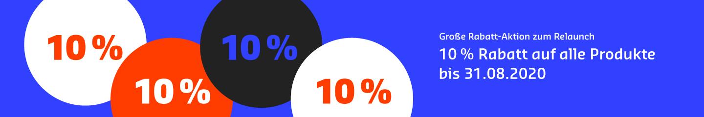 10% Relaunch Rabatt bei Hirschvogel Autoteile!