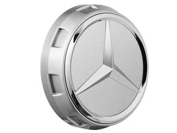 AMG Mercedes-Benz Radnabendeckel Nabendeckel Deckel caps Edition One chrom chromeshadow Satz A00040009009790
