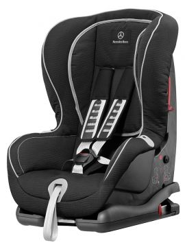 A0009704302 Mercedes Benz Kindersitz DUO Plus mit ISOFIX