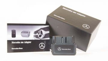 Original Mercedes-Benz Mercedes me Connect Adapter OBD2 Handy, A2138203202