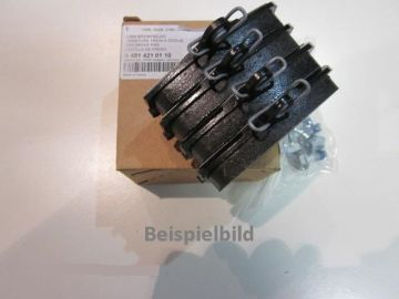 Original Bremsklötze Klötze vorn Smart 450 fortwo for two A4514210110