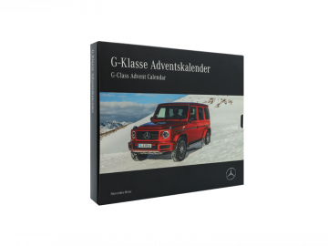 Original Mercedes-Benz G-Klasse G 463 463(A) Adventskalender