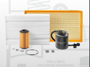 Mercedes-Benz S-Klasse 222 Filter Service Kit S500